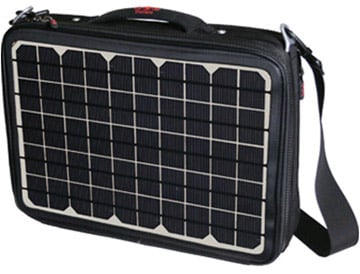 Voltaic solar bag
