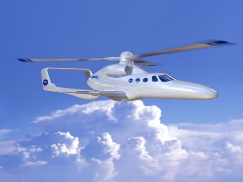DARPA's Heliplane concept