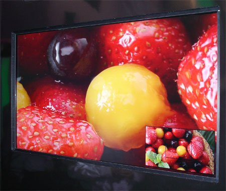 Toshiba's Cell-fitted HDTV