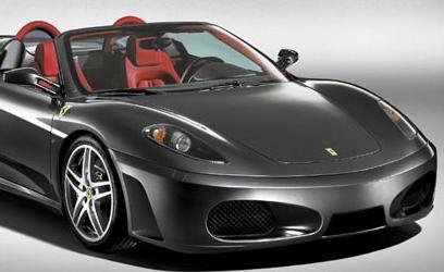 The Ferrari F430