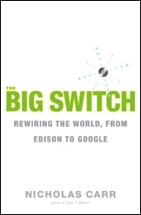 The Big Switch - book cover