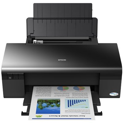 Epson Stylus D120 colour inkjet printer
