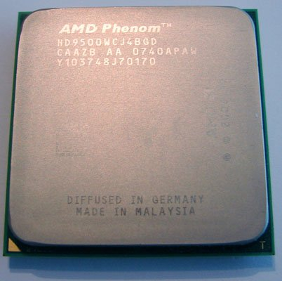 AMD Phenom 9500