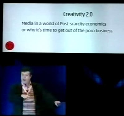 Rory Sutherland, VP of Ogilvy Group
