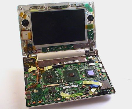 Ivan Cover's Eee PC modifications