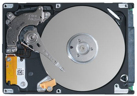 Seagate Momentus 5400.4