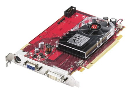 AMD ATI Radeon HD 3470