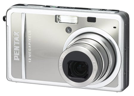 Pentax S12 compact digital camera