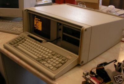 IBM 5155 Portable Computer 