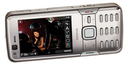 Nokia N82 camera