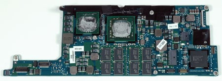 MacBook Air internals - image cour