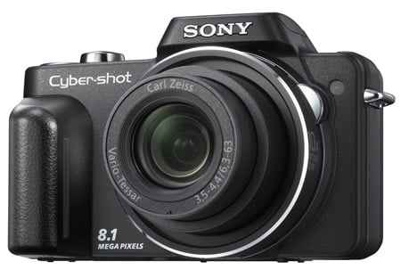Sony Cyber-shot H10