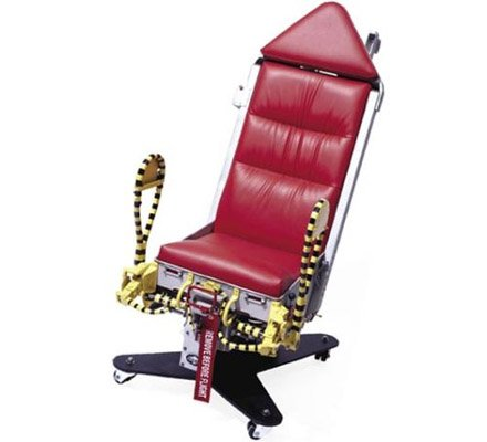 B-52 ejection seat office chair