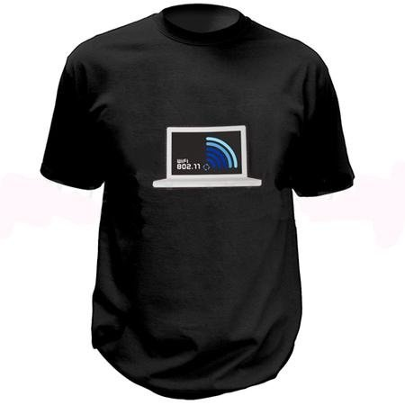 Wi-Fi T-shirt