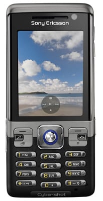 Sony Ericsson C702