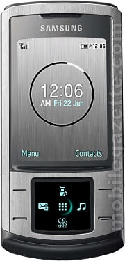 Samsung Ultra III series U900 Soul 