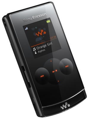 Sony Ericsson W990i