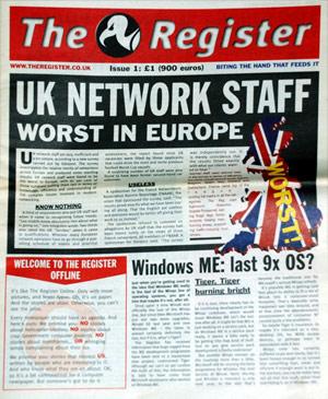 The print Register, as seen on eBay