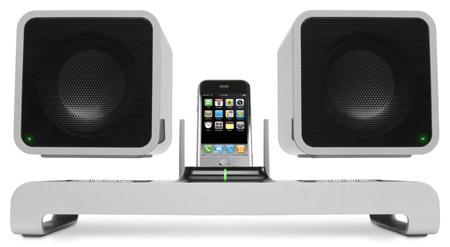 Griffin Evolve Wireless Speakers