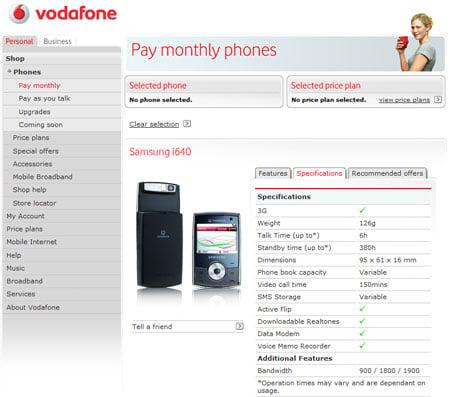 Vodafone_i640_samsung
