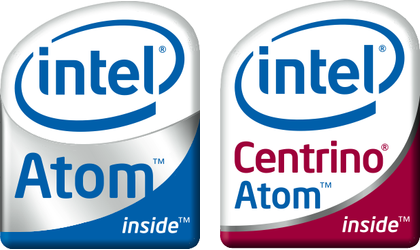 Intel Centrino Atom