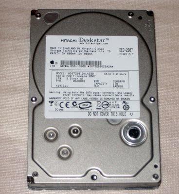 NakedMac's TimeCapsule HDD