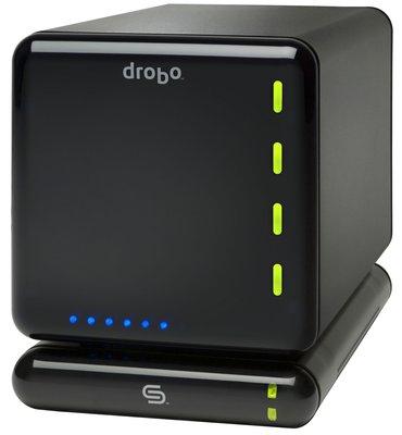 Data Robotics Drobo with DroboShare