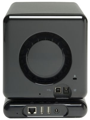 Data Robotics Drobo with DroboShare
