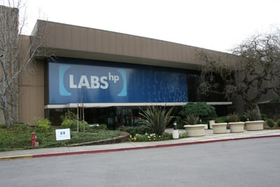 The new HP Labs