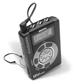 Diamond Multimedia Rio PMP300