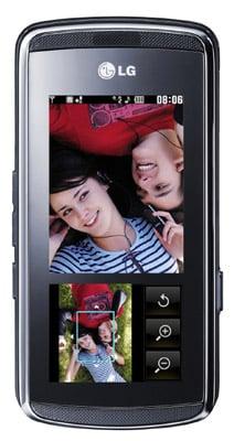 LG KF600 touchscreen handset