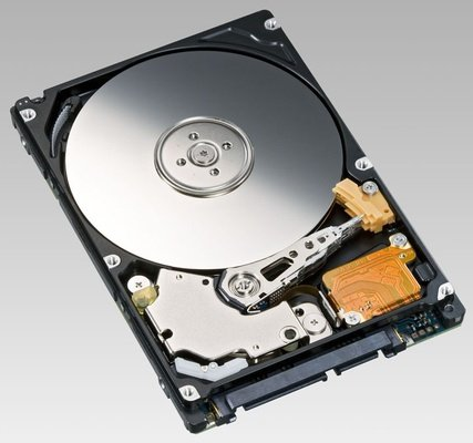 Fujitsu MHZ2 BJ 320GB 2.5in 7200rpm HDD