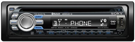 Sony Rocks En Route With Bluetooth Car Stereo  U2022 The Register