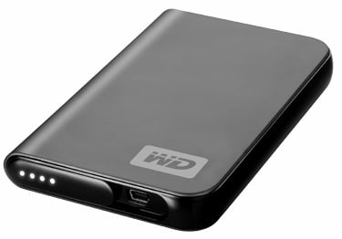 WD Passport Elite