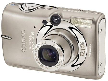 Canon Ixus 960 IS compact digital camera