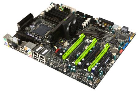 Nvidia nForce 790i SLI Extreme chipset
