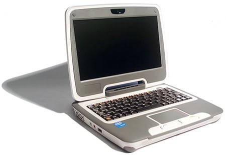Intel's second-generation Classmate PC