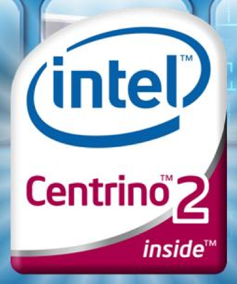 Intel's Centrino 2 logo