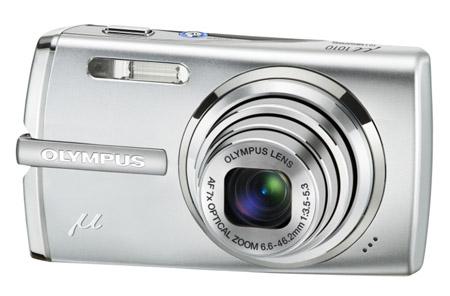 Olympus µ1010 compact camera