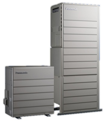 Panasonic home-use fuel-cell