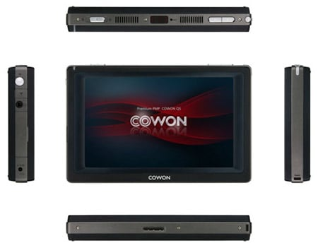 COWON Q5W PMP/internet tablet