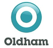 That new Oldham logo in full