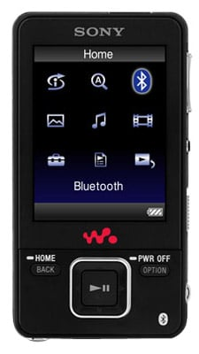 Sony Bluetooth Walkman NWZ-A826K
