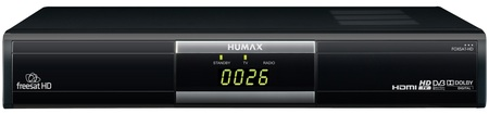 Humax Foxsat HD
