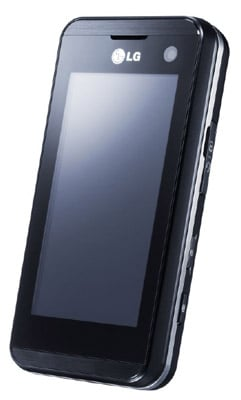 LG KF700 sliderphone