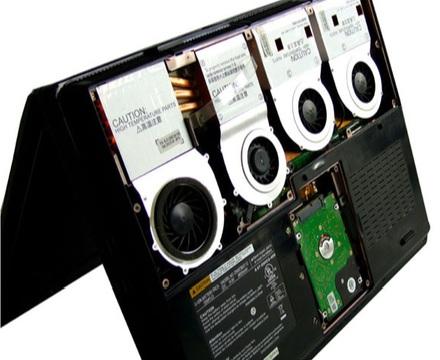 Eurocom Phantom-X mobile serv
