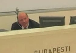 Ballmer Egged, video: Index