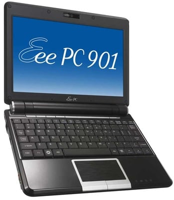 Asus black Eee PC 901