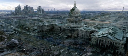 Screenshot of Fallout 3 image
