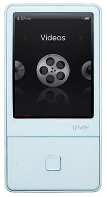 iRiver E100 MP3 player